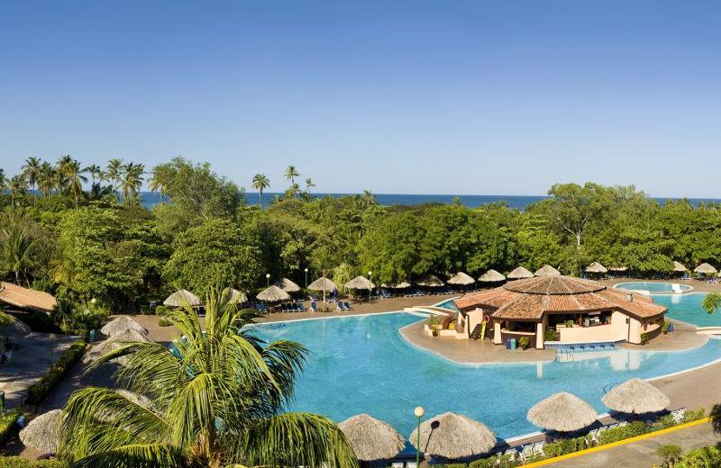 Pool View at Barcelo Montelimar Beach Resort