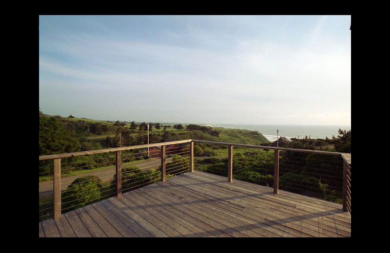 Rental view at Irish Beach Rental Agency.