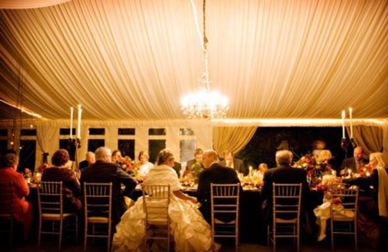 Wedding Reception at Semiahmoo Resort