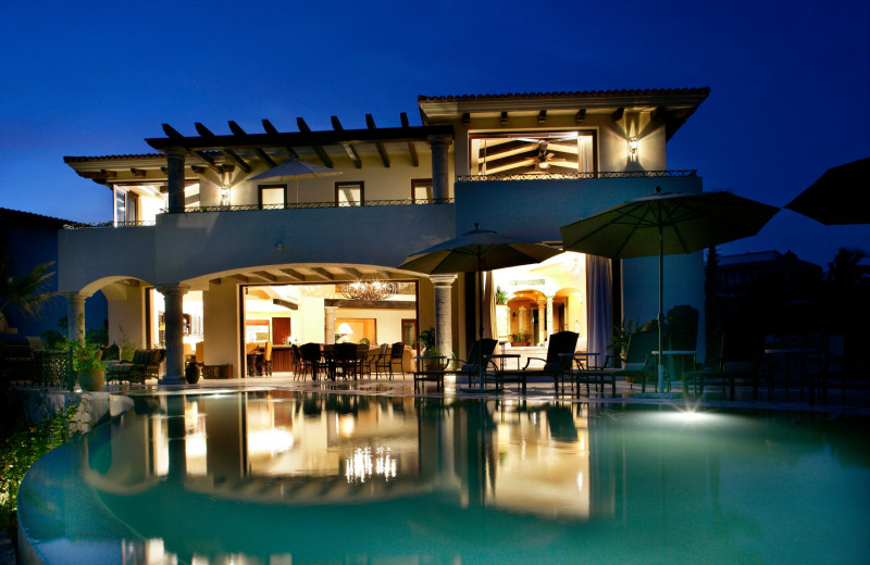 Rental exterior at Luxury Villa Collections.