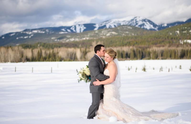 Weddings at The Lodge at Whitefish Lake.