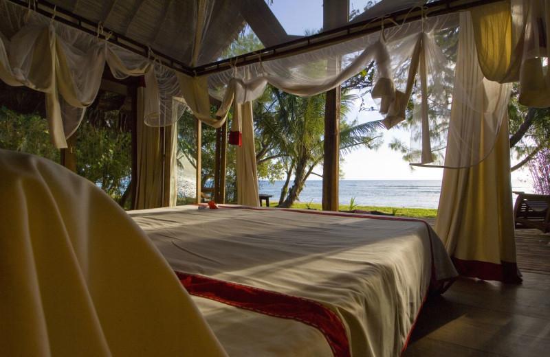 Guest room at Princesse Bora Lodge.