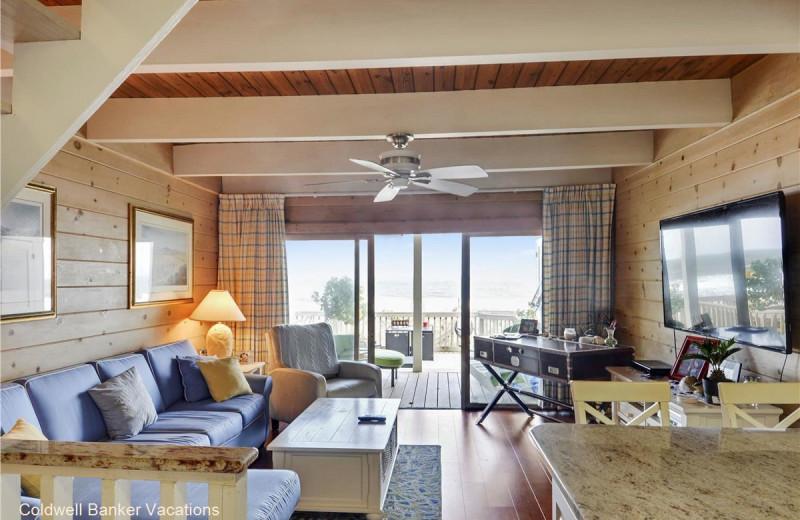 Rental living room at CBVacations.com