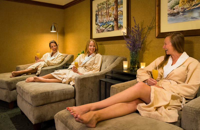 The Relaxation Room at Sage Springs