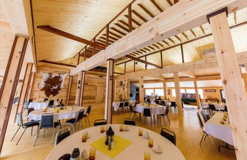 Meetings at 1000 Acres Ranch Resort.