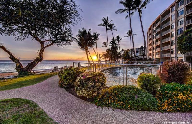 Rental exterior at Vacation Rental Pros - Maui.
