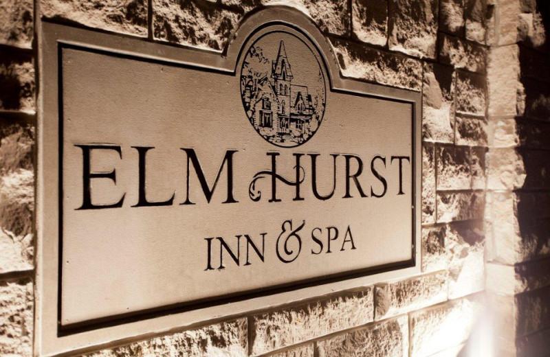 Welcome to Elm Hurst Inn & Spa.