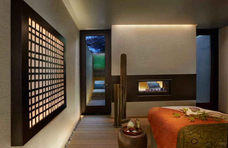 The Spa Suite at Miraval