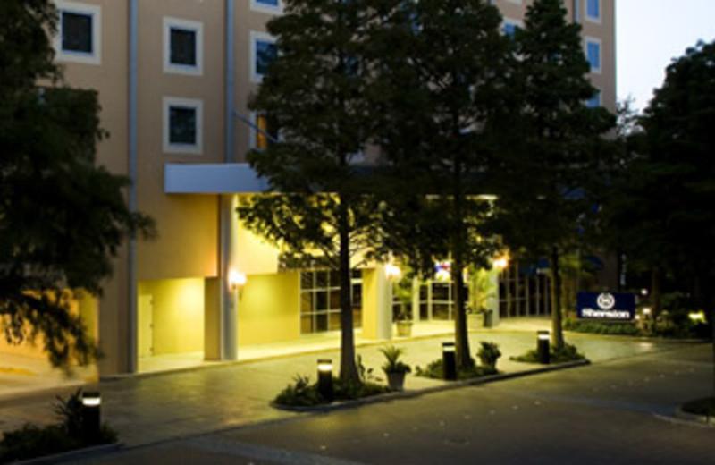 Hotel View at Sheraton Metairie