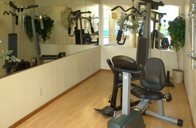 Fitness Center at Americas Best Value Inn Eugene