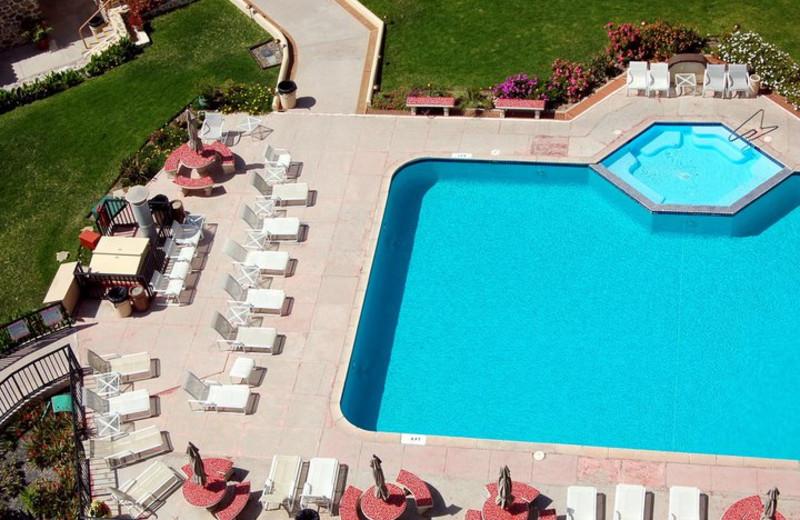 Oceana Torres Pool at  Rosarito Inn Condominiums