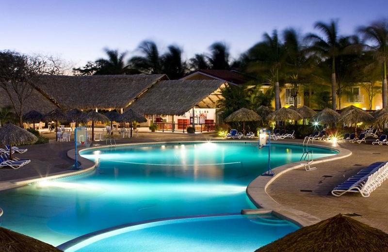 Pool View at  Barcelo Langosta Beach