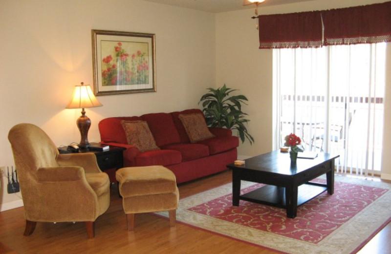 cedar living room