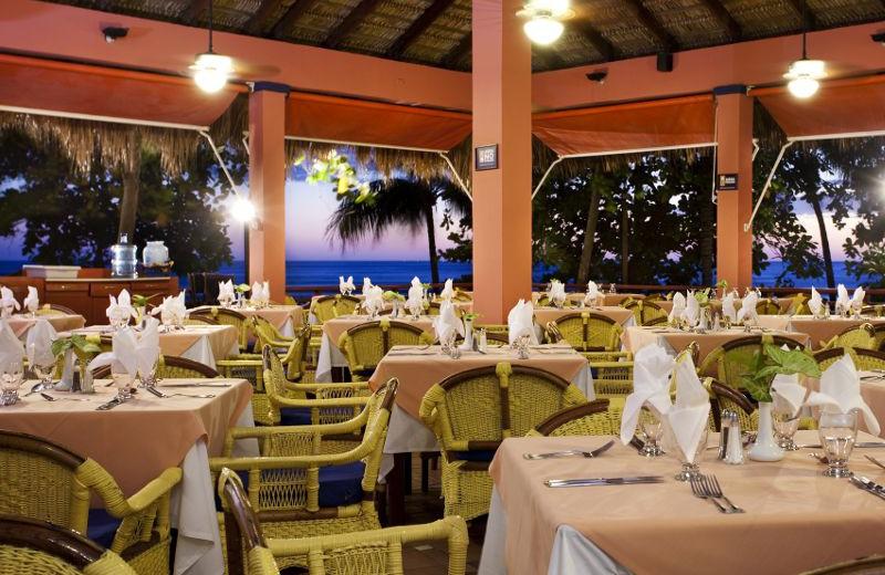 Dining at Barcelo Montelimar Beach Resort