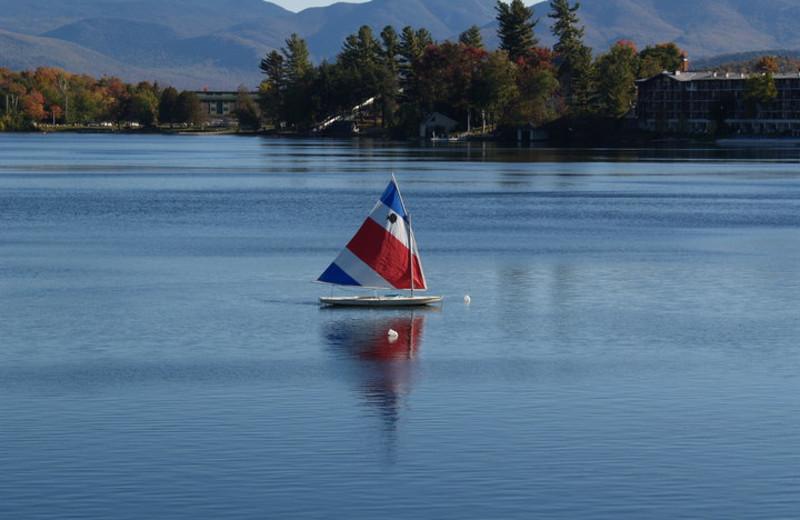 Sailing at High Peaks Resort