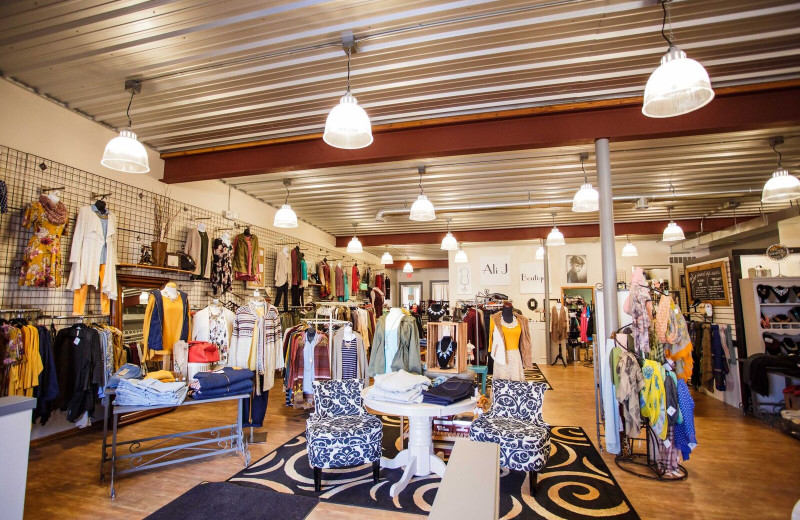 Boutique at Spicer Green Lake Resort.