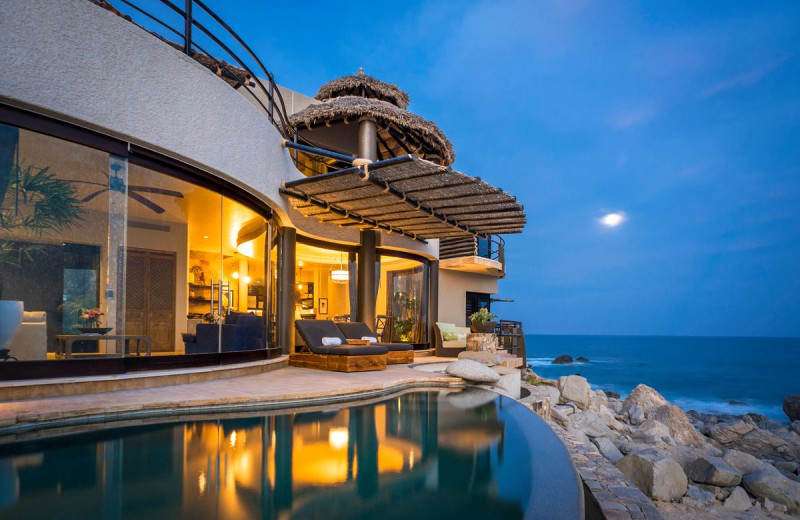 Rental exterior at Sun Cabo Vacations.