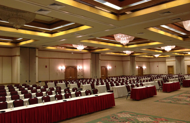 Conference at Perdido Beach Resort.