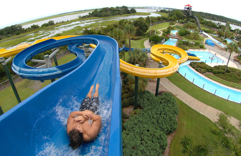 Waterpark near Jekyll Island Club Resort