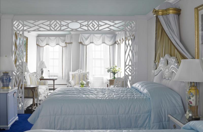 Barbara Bush suite at Grand Hotel.
