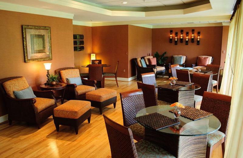 Lounge at Turf Valley Resort