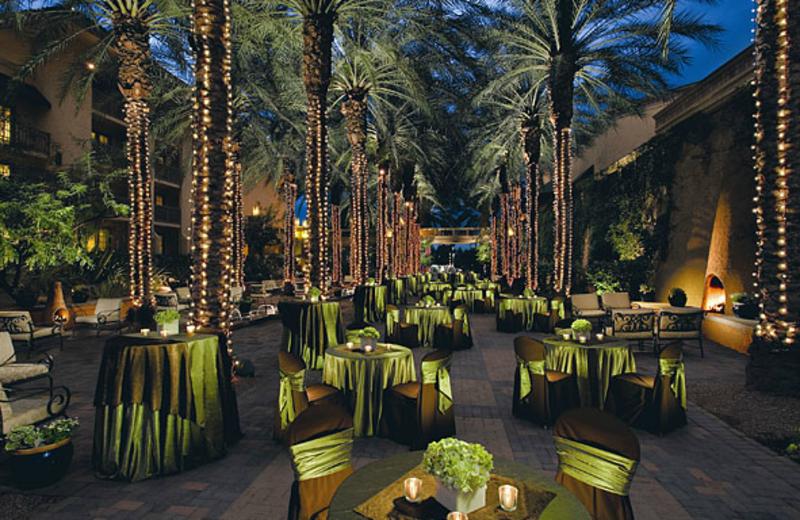 Wedding reception at Arizona Grand Resort.