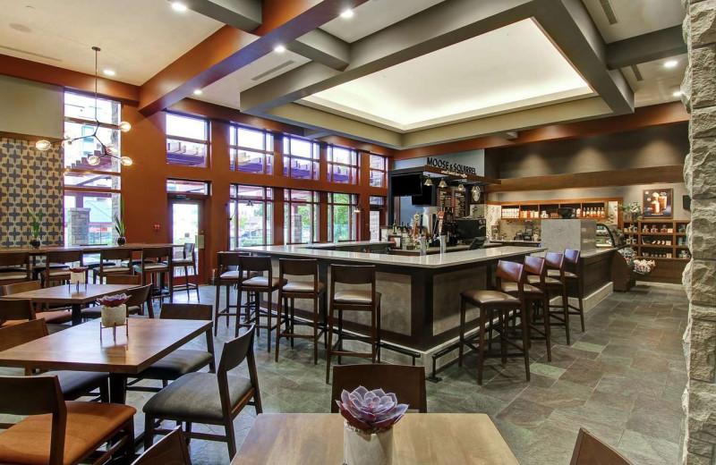 Dining at DoubleTree Fallsview Resort & Spa by Hilton - Niagara Falls.