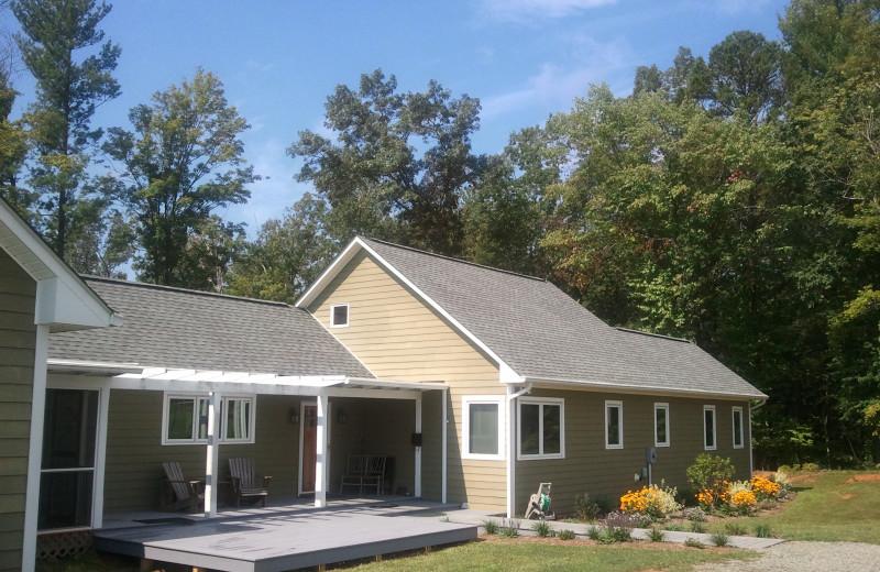 Cottage Rental at Montfair Resort Farm