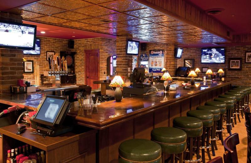 Bar at Thumper Pond Golf Course & Resort.