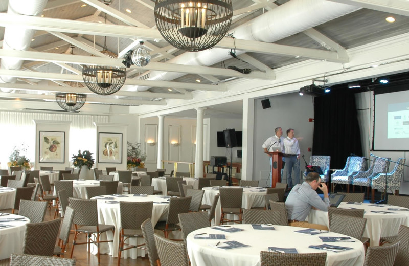 Meetings at The Nantucket Hotel and Resort.
