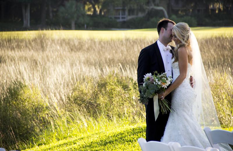 Wedding at Omni Amelia Island Plantation.