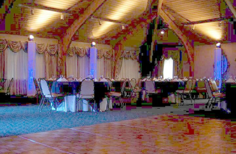 Ballroom at Heritage Hills Golf Resort & Conference Center.
