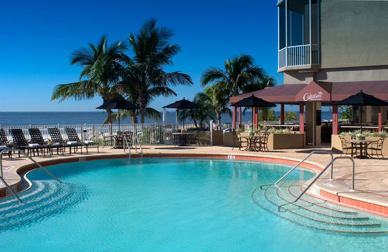Exterior View at DiamondHead Beach Resort