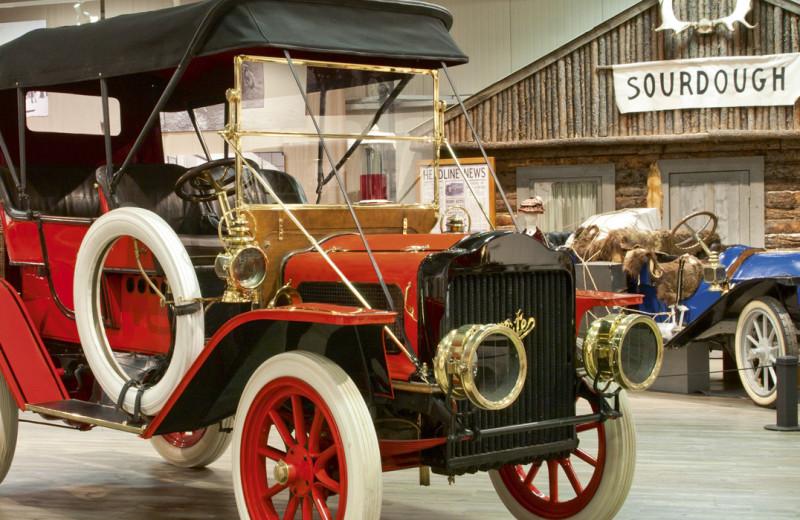 Museum at Wedgewood Resort.