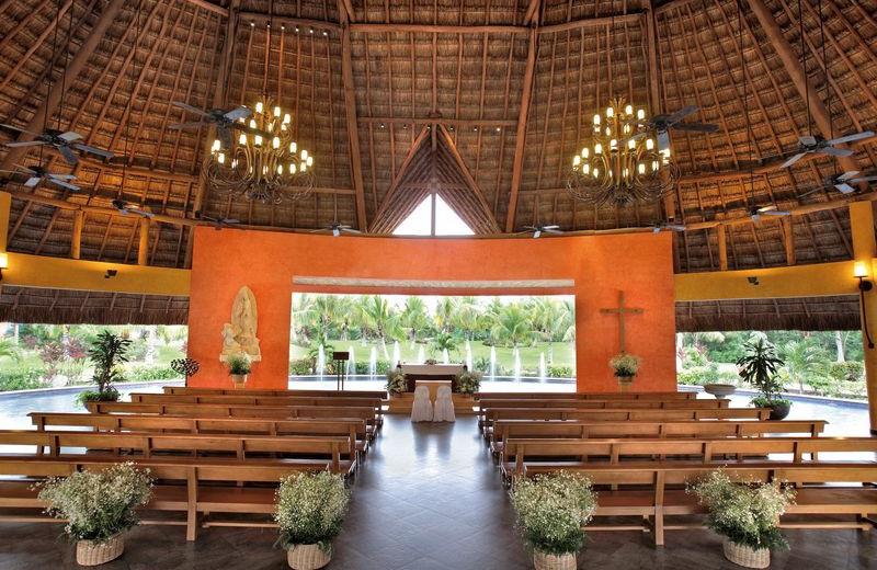 Chapel at Barceló Maya Colonial