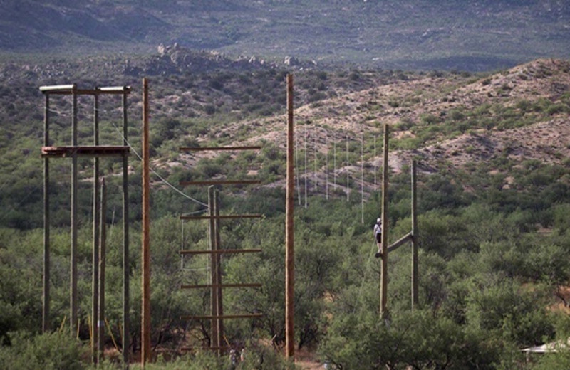 Challenge Course at Miraval