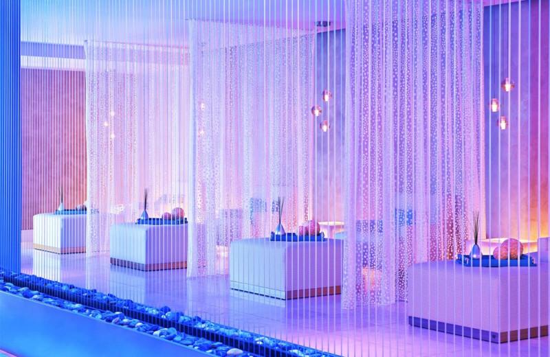 The spa at The Westin Diplomat Resort.