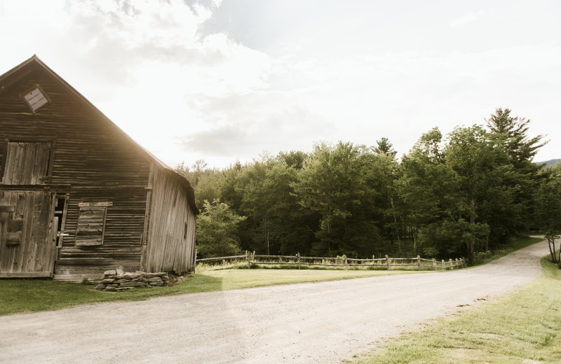 The Old Barn at Edson Hill