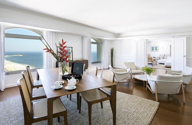 Suite at Caesar Park Ipanema.