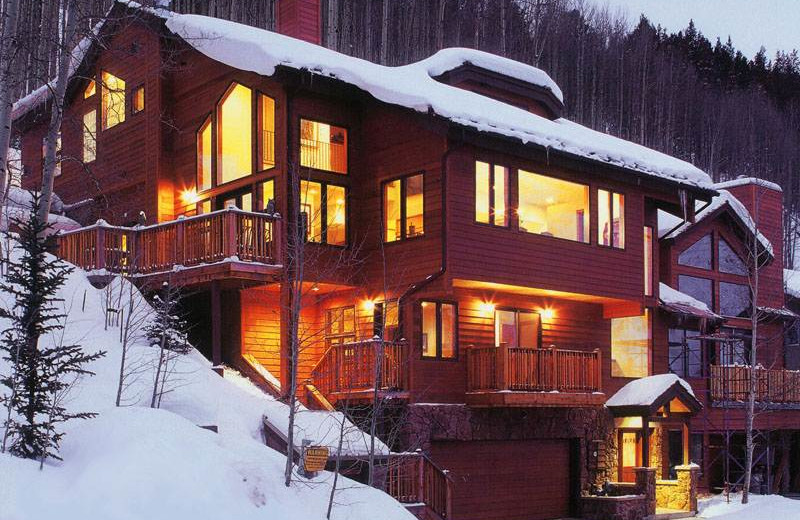 Exterior view of 706A Forest Road - Vail Management Company.