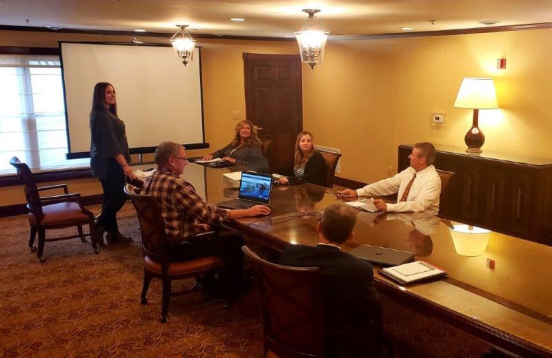 Meetings at The Osthoff Resort.