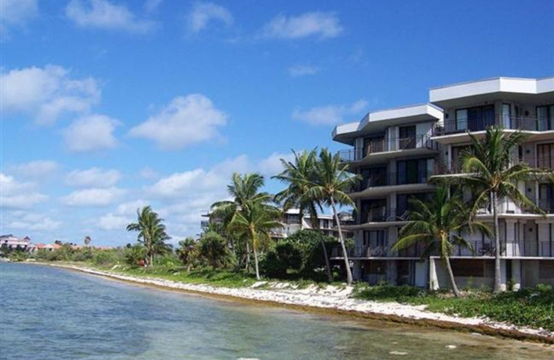 Vacation rental exterior at Rent Key West Vacations.