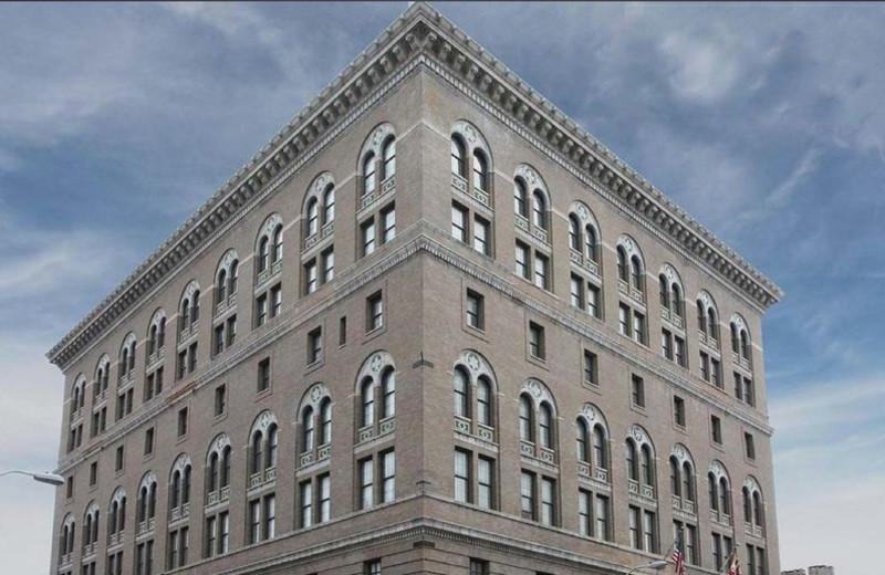 Exterior View of Hotel Indigo Baltimore - Mt. Vernon