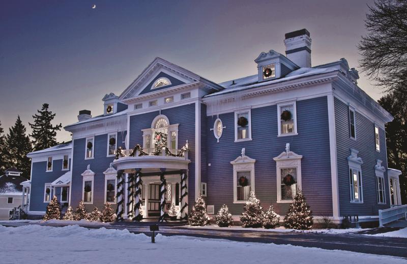 Exterior View of Kemble Inn