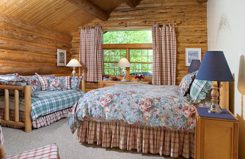 Columbine Room at The Wildflower Inn
