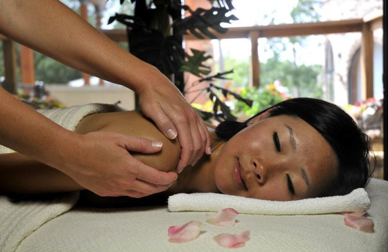 Massage at Chula Vista Resort.