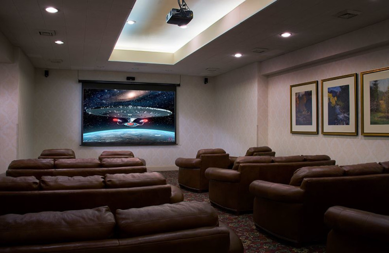 Movie Theatre at North Conway Grand Hotel