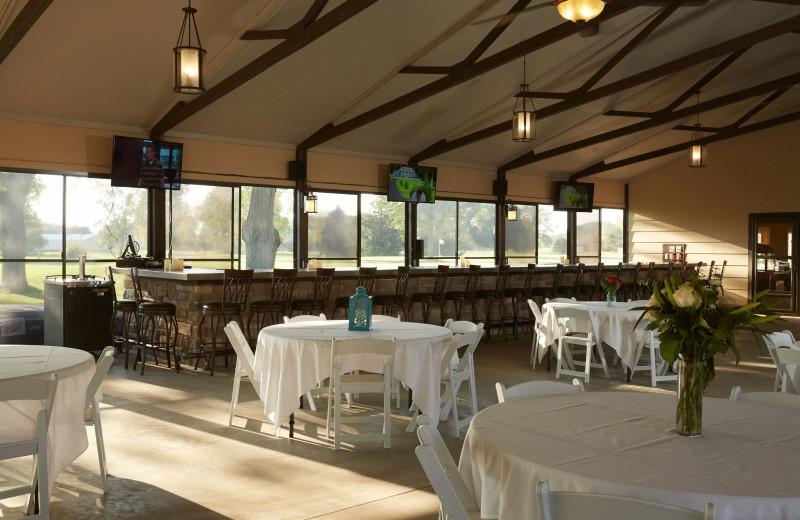Banquet at Coachman's Golf Resort.