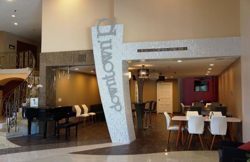Interior at Hotel Tucson City Center.