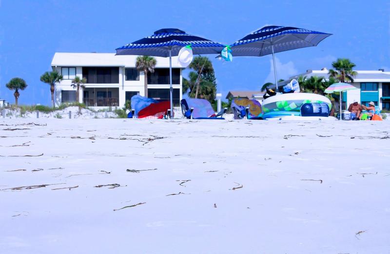 Beach at Anna Maria Island Beach Rentals, Inc.